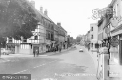 Morpeth, Bridge Street c.1965