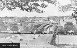 Morpeth, Carlisle Park c.1960