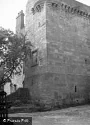 Morpeth, Cockle Park Tower 1961