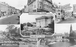 Morpeth, Composite c.1965