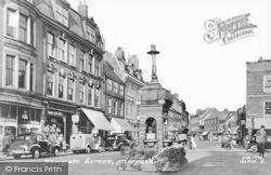 Morpeth, Newgate Street c.1955