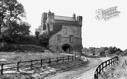 Morpeth, The Castle c.1955