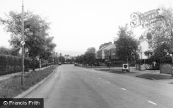 Morriston, Clasemont Road c.1955