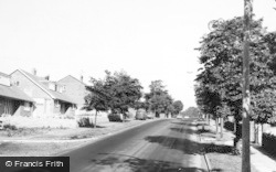 Morriston, Clasemont Road c.1965