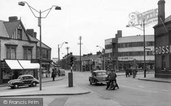 Cross Roads c.1955, Morriston