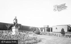Morriston, Hospital Gardens c.1955