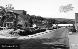 Morriston, Hospital, Main Entrance c.1955