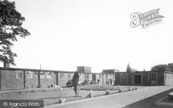 Hospital, Out Patients Department c.1955, Morriston