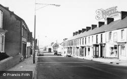 Morriston, Martin Street c.1965