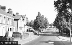Morriston, Pentrepoeth Road c.1965