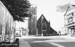 Morriston, The Church c.1965