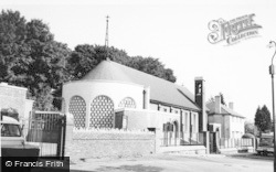 Morriston, The Church Of The Sacred Heart c.1965