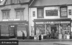 Morriston, The Cross, Billy Hole c.1955