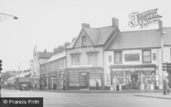 Morriston, The Cross c.1955