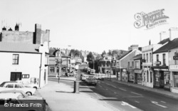 Morriston, The Cross Roads c.1965