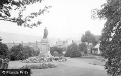 Morriston, The Park c.1955