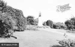 Morriston, The Park c.1965