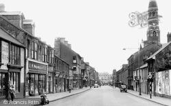Woodfield Street c.1955, Morriston
