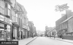 Morriston, Woodfield Street c.1955