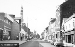 Morriston, Woodfield Street c.1965