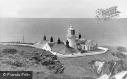 Bull Point Lighthouse c.1955, Mortehoe