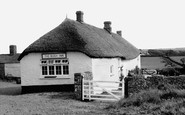 Morwenstow, The Bush Inn c1955