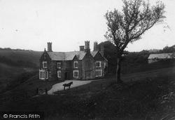 Morwenstow, Vicarage 1910