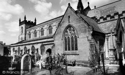 St Mary's Church c.1965, Moseley