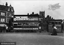 Steam Tram 1902, Moseley