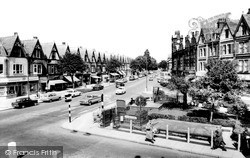 The Green c.1965, Moseley