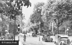 Yardley Wood Road 1939, Moseley