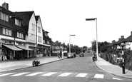 Mottingham, Court Road c1955