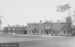 Mottingham, Eltham College c.1960