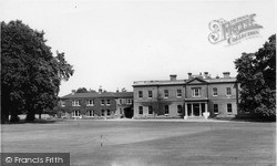 Mottingham, Eltham College c.1965