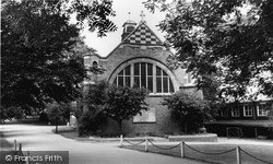 Mottingham, Eltham College Chapel c.1965