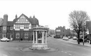Mottingham, Memorial c1965