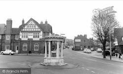 Mottingham, Memorial c.1960