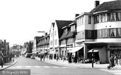 Mottingham, Mottingham Road c.1960