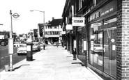 Mottingham, Mottingham Road c1965