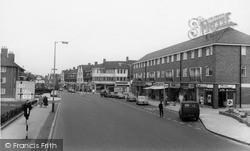 Mottingham, Mottingham Road c.1962