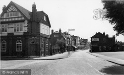 Mottingham, Mottingham Road c.1965
