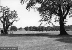 Mottingham, Playing Fields c.1960