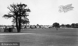 Mottingham, Recreation Ground c.1960