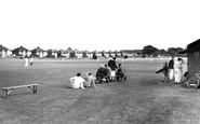 Mottingham, Recreation Ground c1960