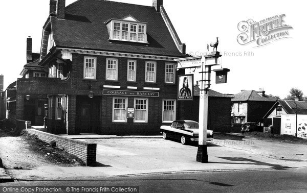 Mottingham, the Prince of Wales c1965