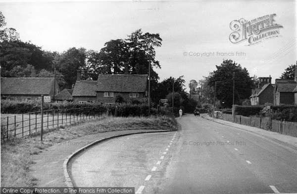 Photo of Moulsford, Village c.1950