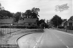 Village c.1950, Moulsford