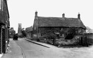 Moulton, Church Street c1955