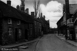 Moulton, Cross Street c.1955