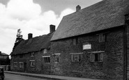 Moulton, William Carey's Cottage c1955